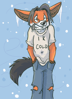 BenBens harsh winter by colonel-strawberry