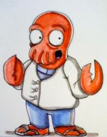 Zoidberg by DragonAttack91