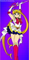 Collab: Super Sailor Moon 2 by Sweet-Blessings