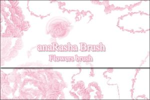flowers_brush by anaRasha-stock