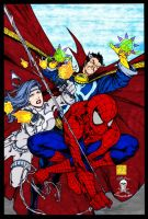 Avenging Spider-Man Cover BACB09 by CDL113