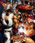 Street Fighter - Ryu by DENDEROTTO