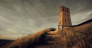 Castle hill - Victoria Tower by BekErSCPK