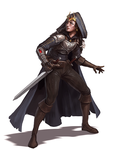 Rogue Queen by RogierB