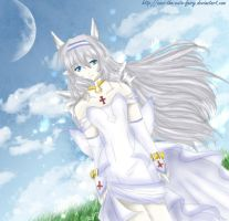 .::Archangel Selene::. by navi-the-cute-fairy