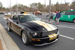 Shelby GT-H by short-shift90
