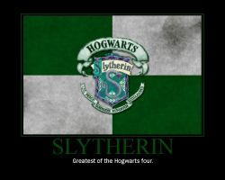 Slytherin Motivational 2 by CatrionaMalfoy