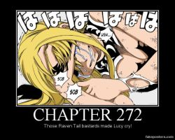 Fairy Tail Chapter 272 by gjagee