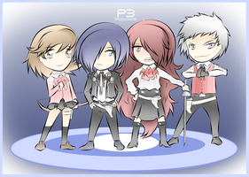 P3 Chibi by Mattissimo