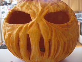 Awesome Pumpkin 1 by THE-R4GE