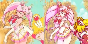ReDraw Sailor Moon by KazeAi7