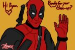 Deadpool - Ready for 2016 by bratchny