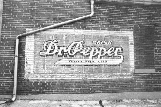 Dr. Pepper by eawood