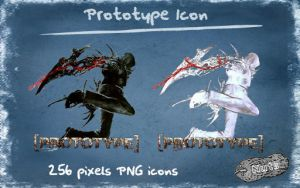 Prototype dock icon by nuteduard