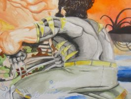 Brock and Wolvie detail2 by OPendleton