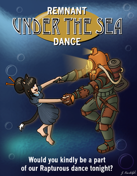 Remnant Under the Sea Dance (RWBY Date Night) by Arrog-Ent-Alien