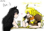 bumbleby sketch!! by Yaslinda