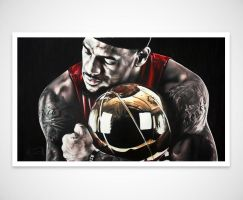 Lebron James by bross7634