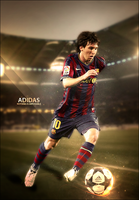 Messi - ADIDAS by diegowd