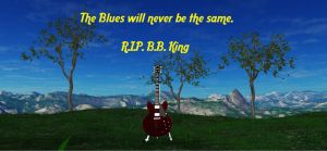RIP B.B. King by HectorNY