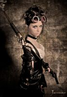 Lady Mechanika by Jaramatography