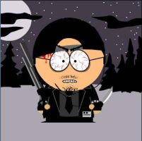 Me on South Park by hosmer23
