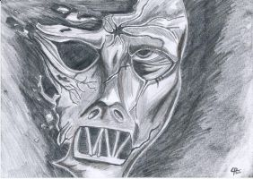 Paul Gray Fades Away by Sadly-heartless