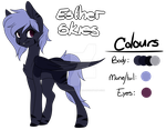 Esther Skies Ref by CrimsonNight888