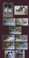 Pokemon Shoes! by Eliket