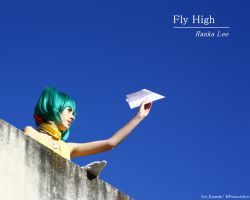 Ranka Lee - Fly High by sakuritachan92