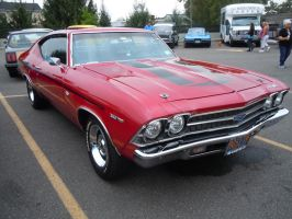 1969 Chevrolet Chevelle SC Yenko III by Brooklyn47