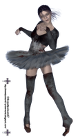 Zomballet Leinth by sweetpoison67