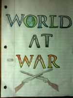 World at War by ESick32