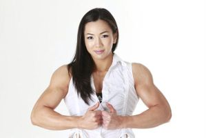 Yeon Woo Jhi 23 by TheMuscleGG