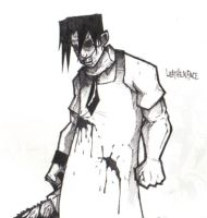 leatherface by johnny310