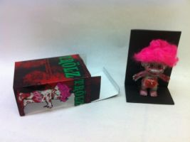 Zombie Troll (out of box) by thesometimers