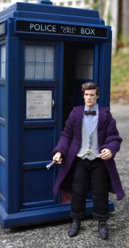 The Doctor by mousedroid-hoojib