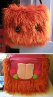 More Monster Bag WIP by jefita