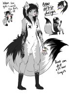 New artist design by ChocolateCereal