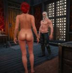 Take your pants off, Geralt by Serg7192