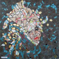Mosaic - 36 by Cipgallery