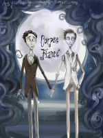 Klaine - Corpse Bride by Winchesque