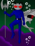 Black Manta by streetgals9000