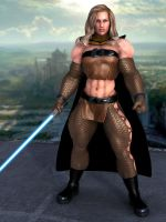 Jedi Guardian Thora Seigh by arkbishop