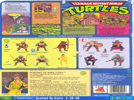 The Good ol days of the turtle by KisiroBelmont