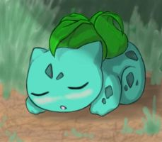Go . . . Bulbasaur? by Truffleberry