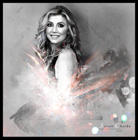 Sarah Chalke by Tweekgfx