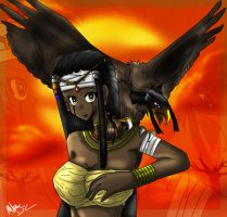 ::Spirit Of The Hawk:: by The-Biscuit-Roku