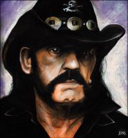 Lemmy by FAB-dark