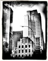 A Dream in the City 1 by Roxsana2012